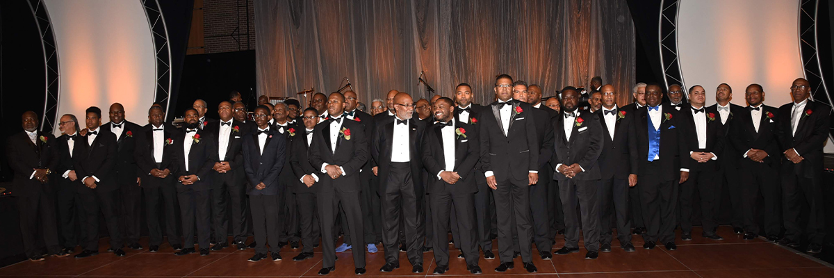 100 Black Men of South Bend Members